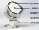 绿色照明—太阳光光纤导入系统